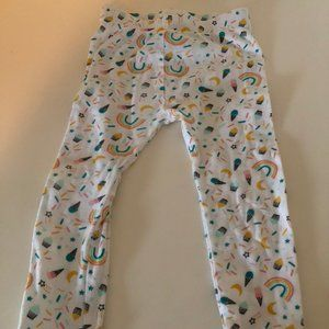 ** 8 For $25 ** Old Navy Girls Pants Confetti 3T